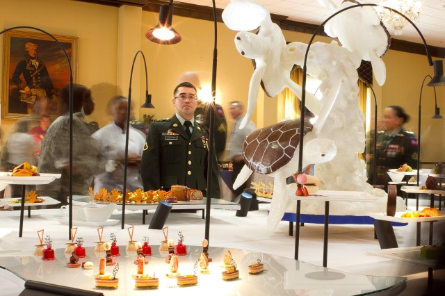 Devil chefs at Fort Bragg learning to be exact