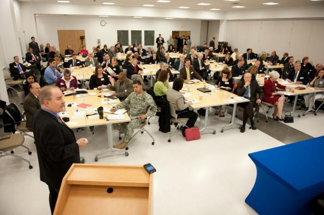 Casner opens STEM summit