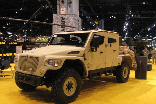 MXT-MV at Chicago Auto Show