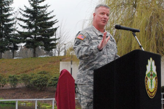 Madigan commander accepts new position, set to retire