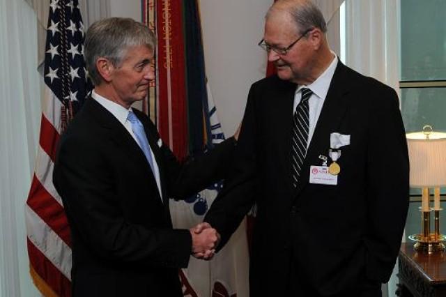 Secretary of the Army Public Service Award