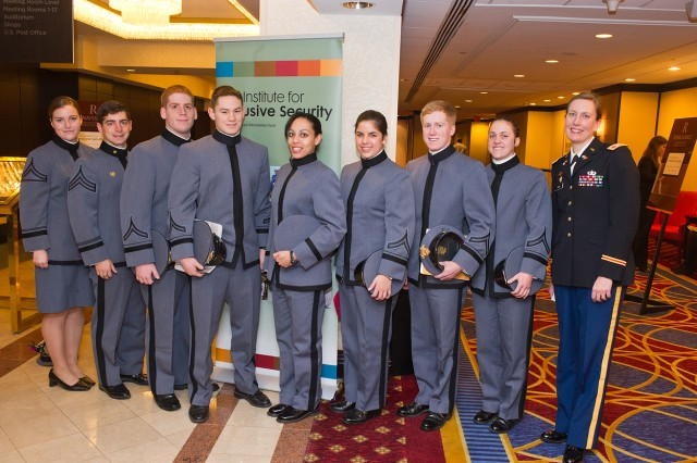 West Point cadets attend mediation forum