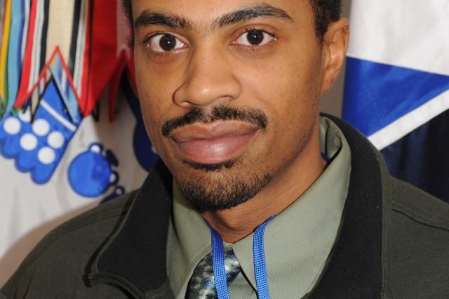 Nolan Smith, a civil engineer for RDECOM