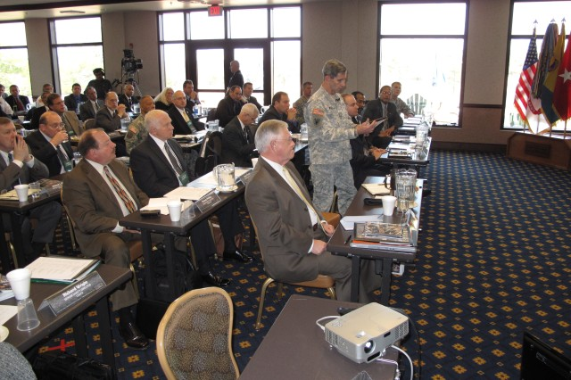 Army safety leaders updated on progress