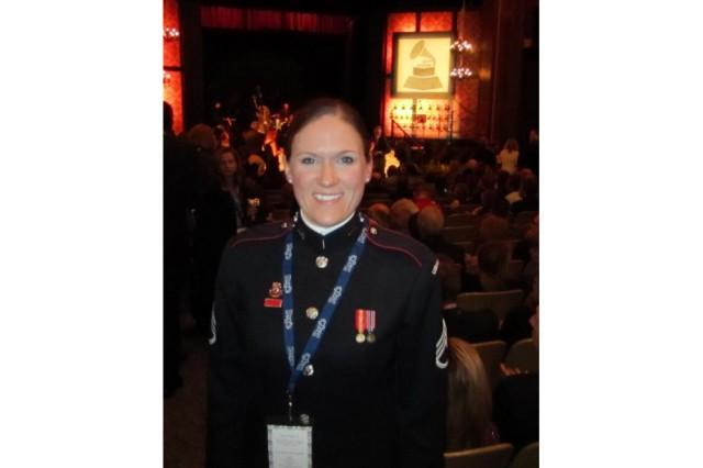 Staff Sgt. Brandie Lane, Grammy winner