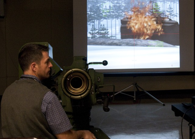 Virtual simulation: Fort Bragg uses the new wave of training Soldiers for combat