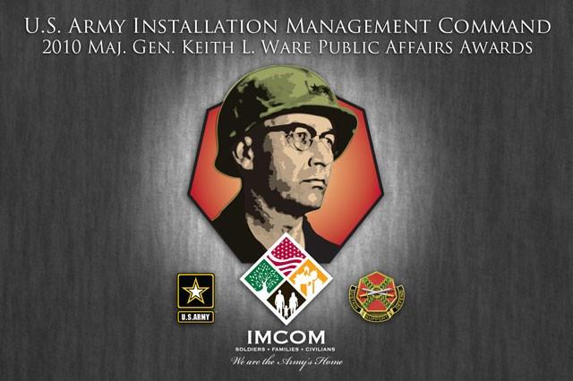 IMCOM Maj. Gen. Keith L. Ware Awards