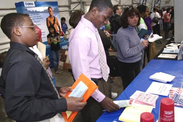 Teen Job Fair offers work, volunteer opportunities