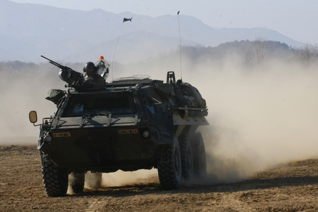8th Army hones warfighting skills during KR/FE 2011