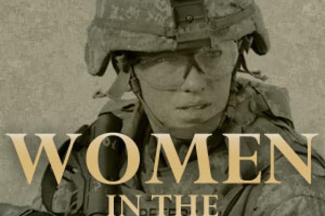 Women in the U.S. Army spotlight logo