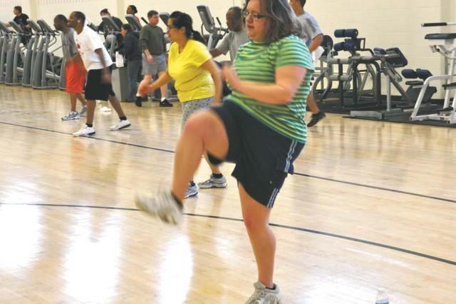 Rachel Ponder tries a post fitness class.
