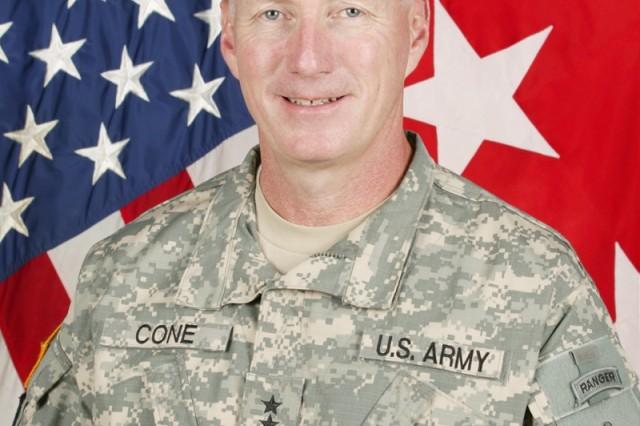 Lt. Gen. Robert W. Cone is the Commanding General of III Corps and Fort Hood