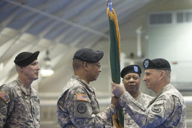 'The Man for the Job': New commanding general leads 200th Military Police Command