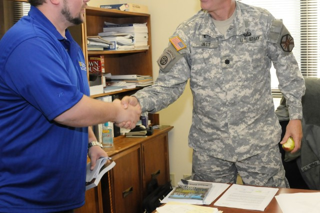 Fort Rucker chaplains support spiritual needs of Soldiers, Families