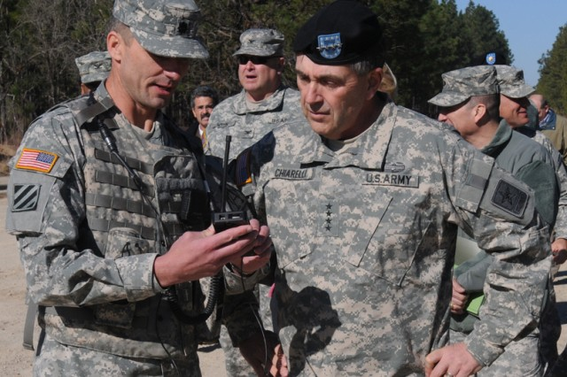 Army vice chief of staff visits Fort Bragg