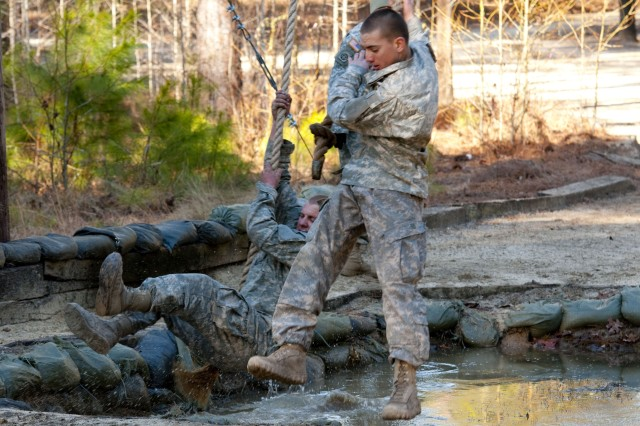 Pre-Ranger Course at Fort Bragg provides competition to challengers