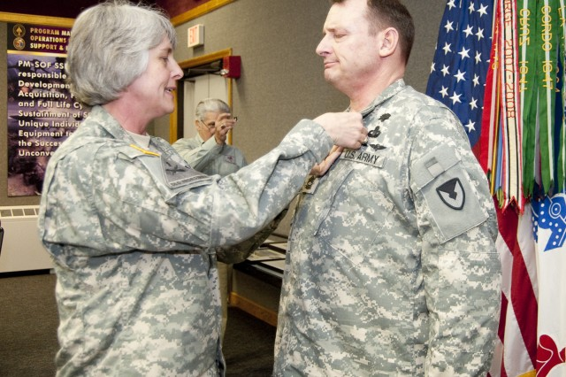 Retiring from active duty