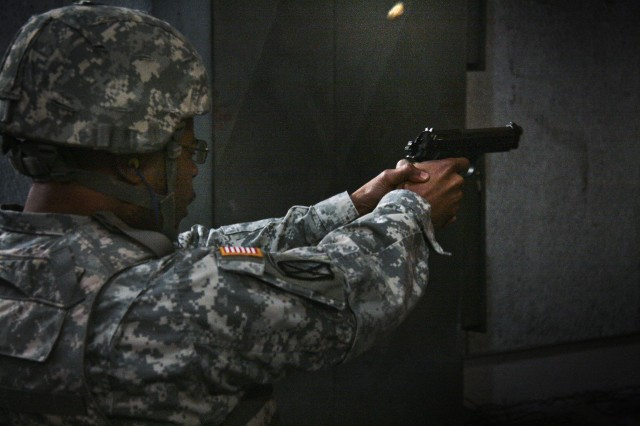 ASC Soldiers take aim