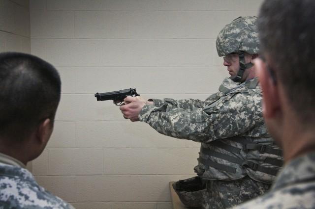 ASC Soldiers take aim