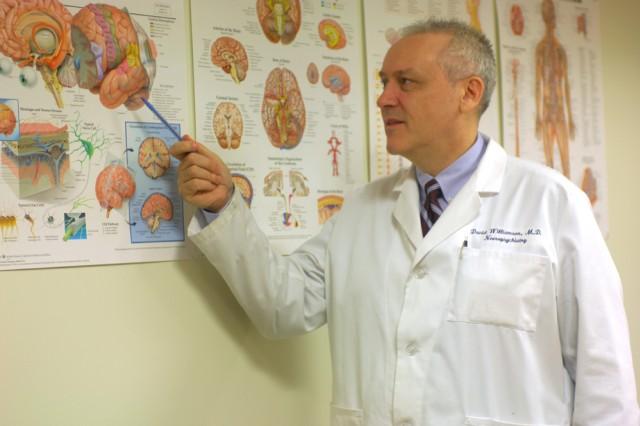 Williamson explains the mechanics of TBI