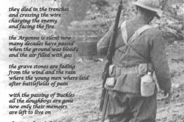 Buckles Poem