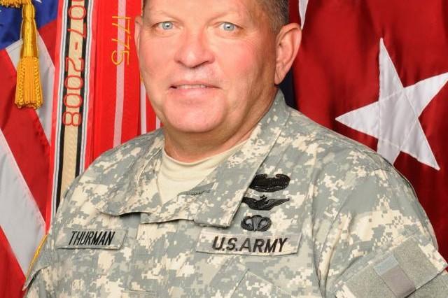 Gen. James Thurman