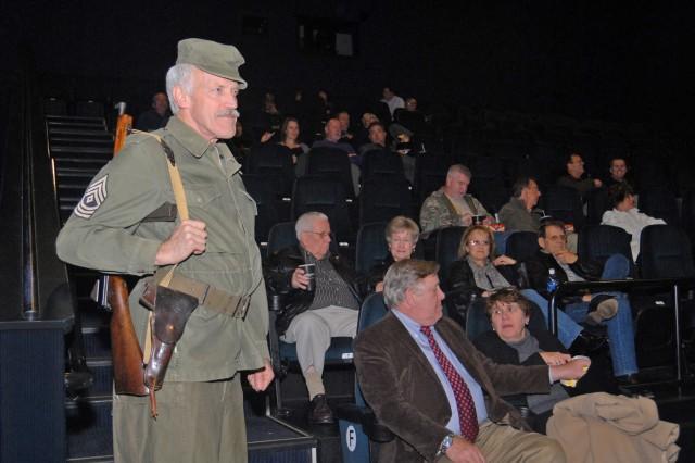 Dunlap Portrays A Korean War Soldier