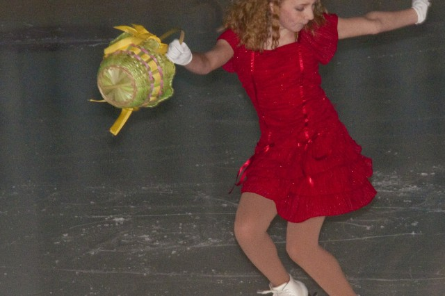 Fort Bragg's Cleland Ice Rink skaters boogie the night away