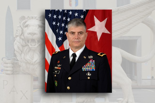 Brig. Gen. James D. Owens Jr.  has been selected and assigned to U.S. Army Africa as a Deputy Commanding General.