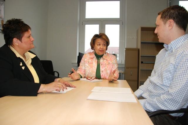 Stuttgart EEO seeks collateral duty counselors