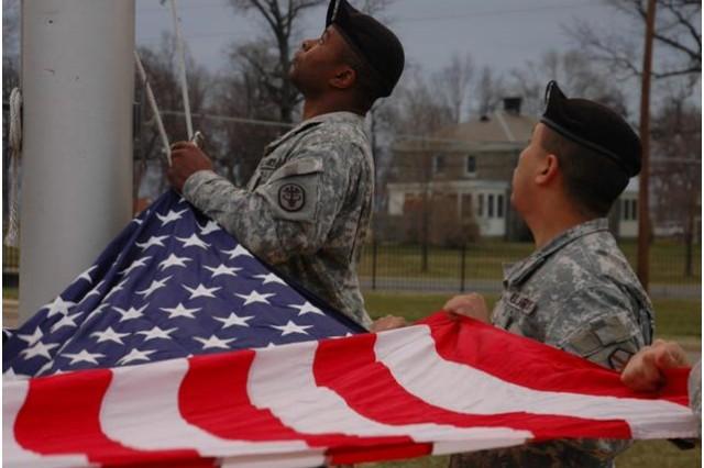 Flag ceremonies honor passing of last American World War I veteran
