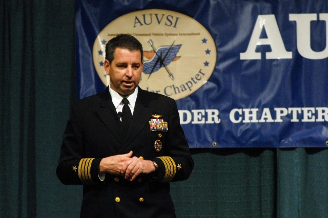 Capt. McGuire Talks About Need For Joint Capabilities