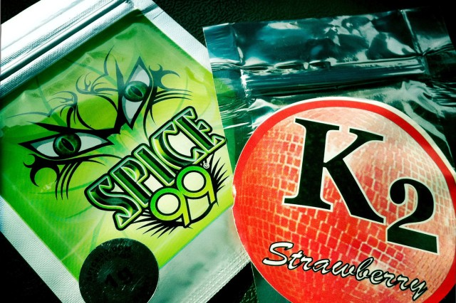 """Synthetic marijuana substitutes like """"Spice"""" or """"K2"""" are now prohibited by both the Army for Soldiers, and by the Drug Enforcement Agency for all Americans."""