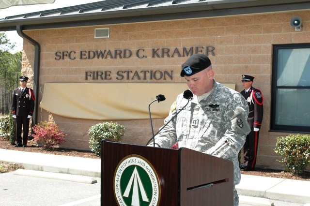 MOTSU firefighter remembered for service to country