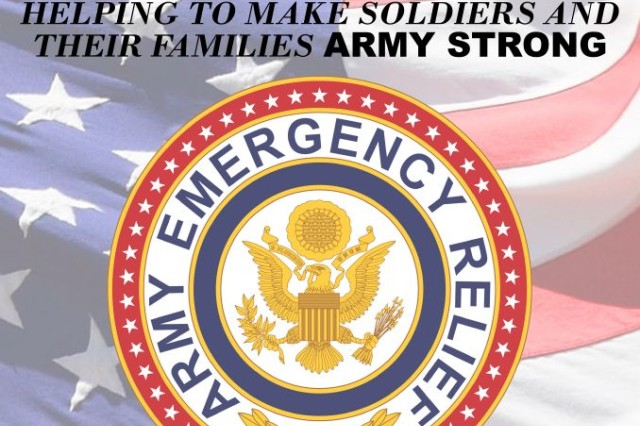 Army Emergency Relief Poster - Support Your Local AER