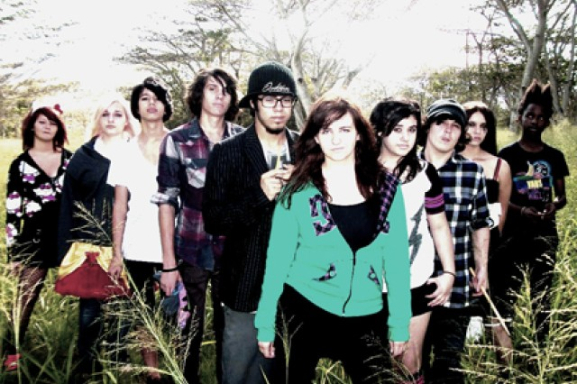 'Delayed Resistance' teen band headlines events