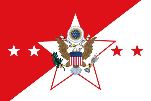 Office of the Chief of Staff, United States Army Flag