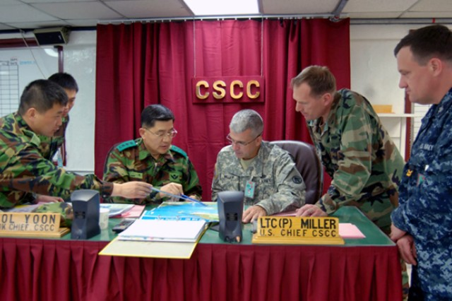 SDDC's 599th activates Combined Seaport Coordination Center