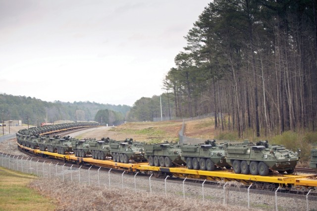 Coming around the bend: ANAD, GDLS begin new Stryker reset