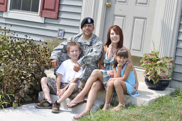 Army Family Covenant - Enabling Army Families to reach their full potential