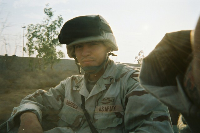 Sgt. Joe Guereca of the 1st Cavalry Division died in Iraq in November 2004 after stepping on an improvised explosive device while on patrol. He left three young sons and a wife who was seven months pregnant.