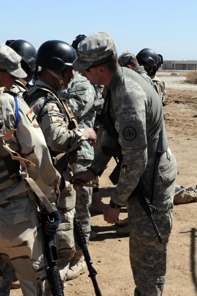 Battle Focused training