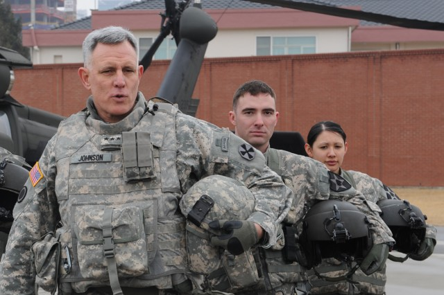U.S. Army leaders map way ahead in South Korea