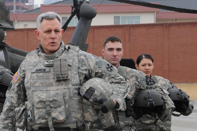 U.S. Army leaders map way ahead in South Korea