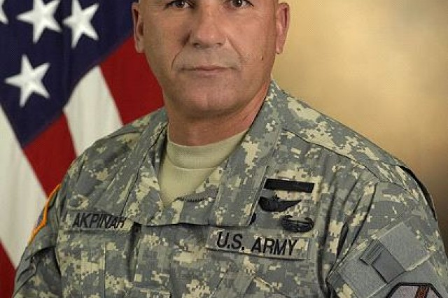 New command sergeant major strives for overall excellence