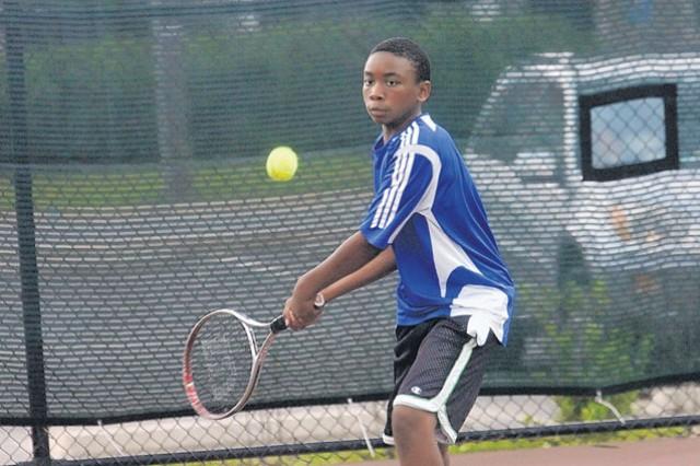 Belvoir plans to rebuild demolished tennis courts