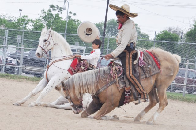 Cowboys for Heroes Daiz and son