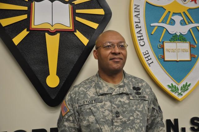 Army Chaplain Corps announces new Regimental Sergeant Major
