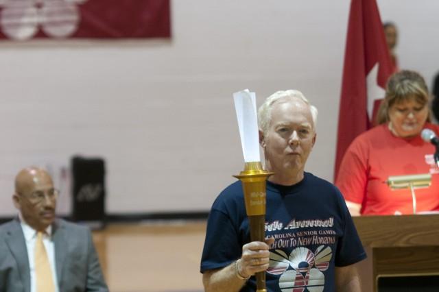 Fort Bragg hosts annual Mid-Carolina Senior Games