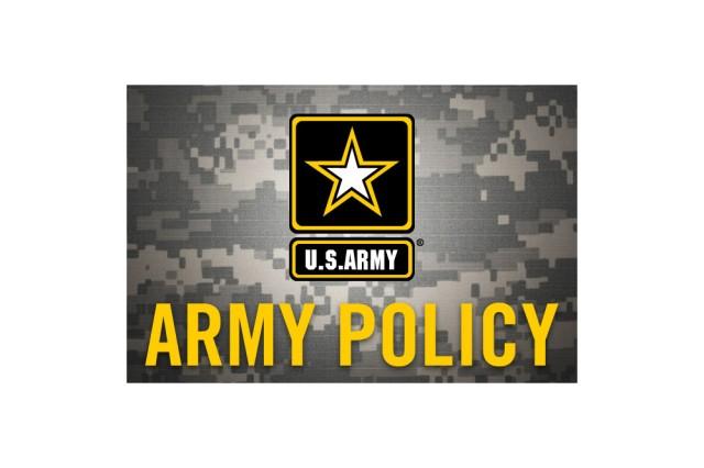 Army Policy logo